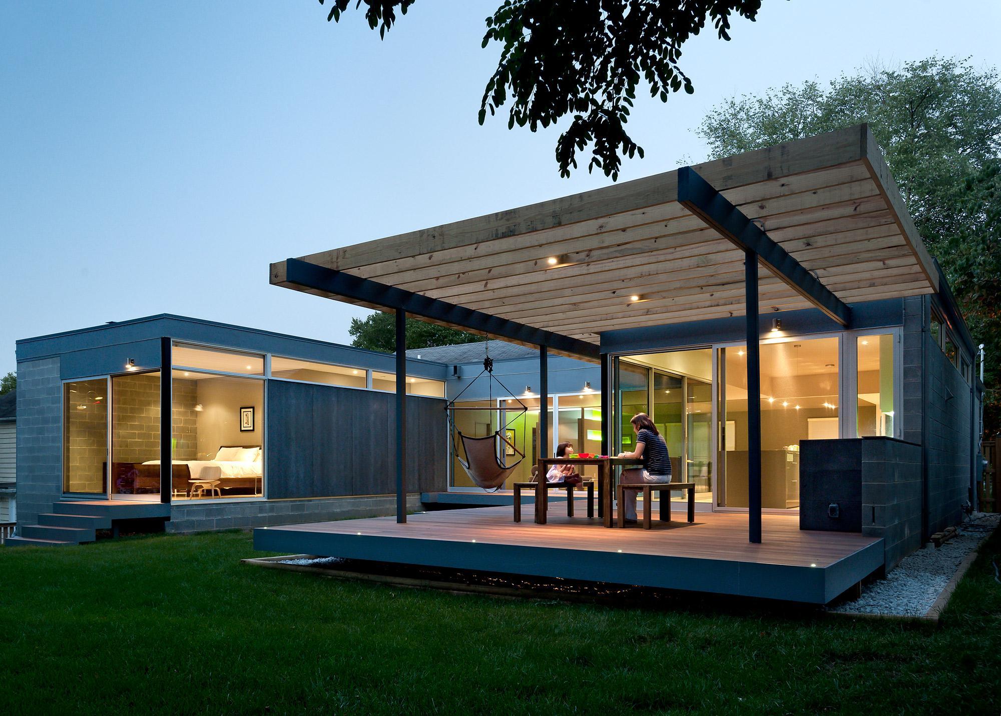 Kube architecture washington dc - Maison design foret kube architecture ...